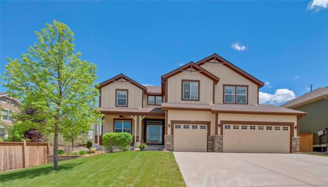11716 S Rock Willow Way, Parker, CO 80134 (MLS #4478084) :: 8z Real Estate