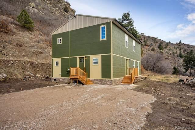 16403 W Deer Creek Canyon Road, Littleton, CO 80127 (MLS #4478222) :: 8z Real Estate