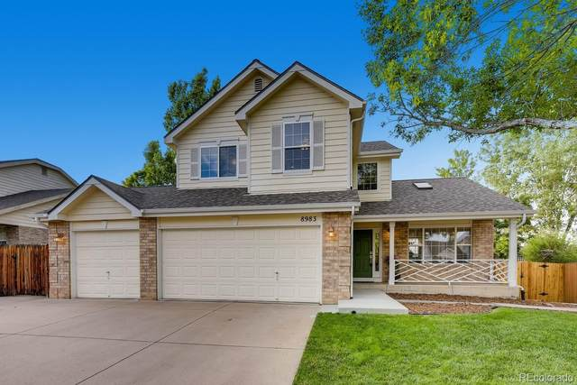 8983 W Capri Avenue, Littleton, CO 80123 (#4478410) :: The DeGrood Team