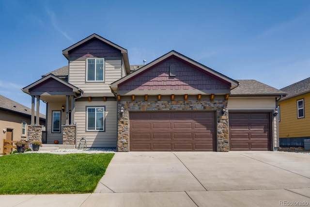 828 Salmon Pond Way, Colorado Springs, CO 80921 (MLS #4479215) :: Clare Day with Keller Williams Advantage Realty LLC