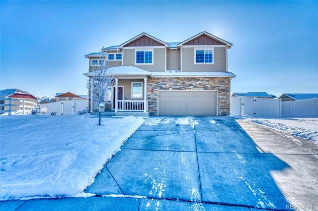 7502 21st Street, Greeley, CO 80634 (#4479255) :: The Griffith Home Team