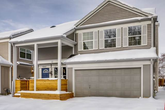 1241 Mercury Drive, Lafayette, CO 80026 (#4479281) :: The DeGrood Team