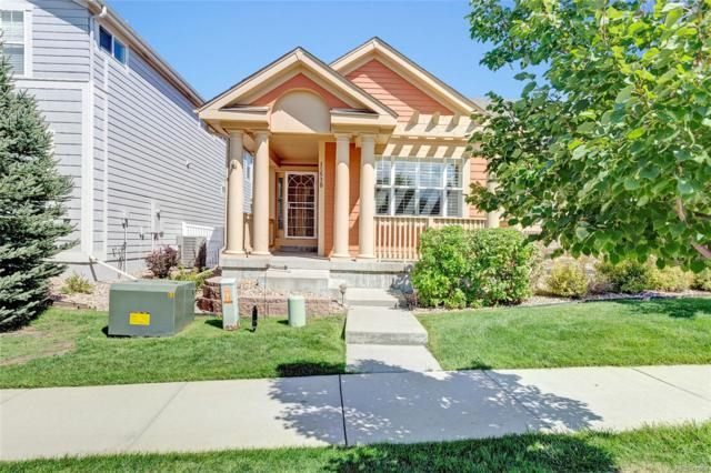 11530 Night Heron Drive, Parker, CO 80134 (#4479296) :: The Griffith Home Team