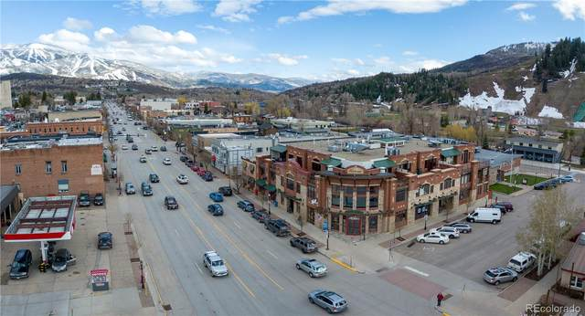 941 Lincoln Avenue 200D, Steamboat Springs, CO 80487 (#4479417) :: The Margolis Team