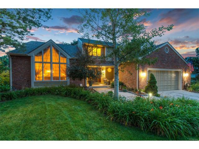 8093 S Oneida Court, Centennial, CO 80112 (MLS #4480210) :: 8z Real Estate
