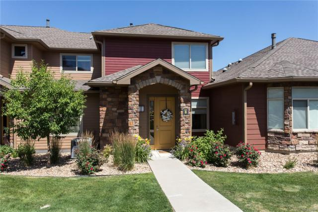 8589 Gold Peak Drive B, Highlands Ranch, CO 80130 (#4480274) :: The Peak Properties Group