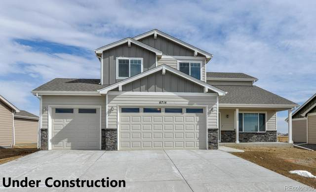 6952 Meadow Rain Way, Wellington, CO 80549 (MLS #4480333) :: 8z Real Estate