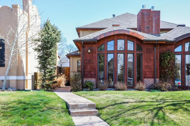 570 N Lafayette Street, Denver, CO 80218 (#4480347) :: The Peak Properties Group