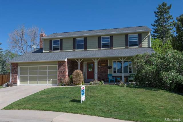 14255 W 71st Place, Arvada, CO 80004 (MLS #4480360) :: 8z Real Estate