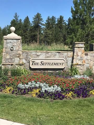 1203 Wildcat Bend Court, Castle Rock, CO 80108 (#4480639) :: The HomeSmiths Team - Keller Williams
