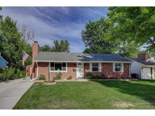 1753 S Leyden Street, Denver, CO 80224 (MLS #4480664) :: 8z Real Estate