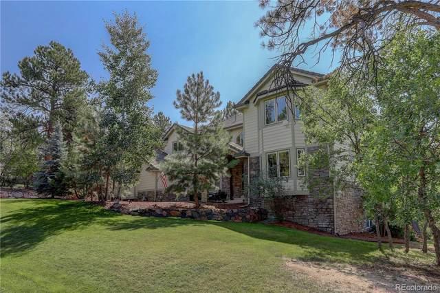 827 Good Hope Drive, Castle Rock, CO 80108 (#4481084) :: Peak Properties Group