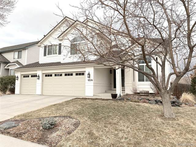 9574 Las Colinas Drive, Lone Tree, CO 80124 (#4481115) :: HomeSmart
