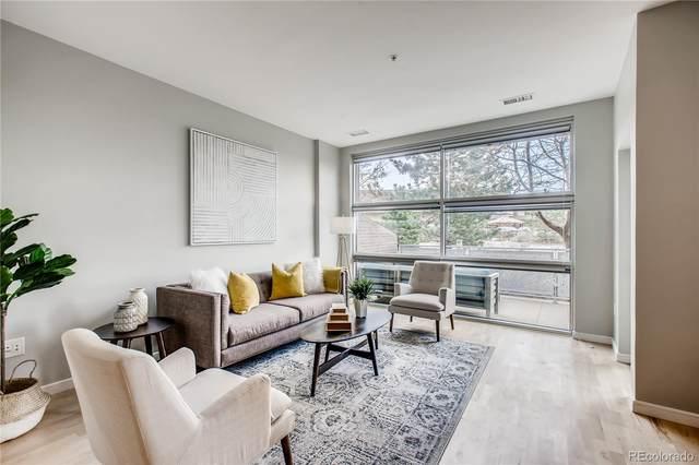 2958 Syracuse Street #110, Denver, CO 80238 (MLS #4481199) :: 8z Real Estate