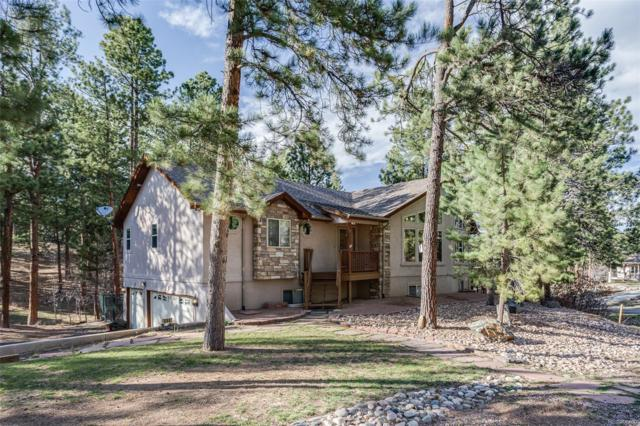899 Cottonwood Lane, Larkspur, CO 80118 (#4481296) :: The Peak Properties Group