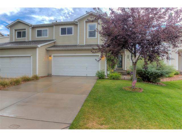 8188 S Memphis Way, Englewood, CO 80112 (MLS #4481336) :: 8z Real Estate