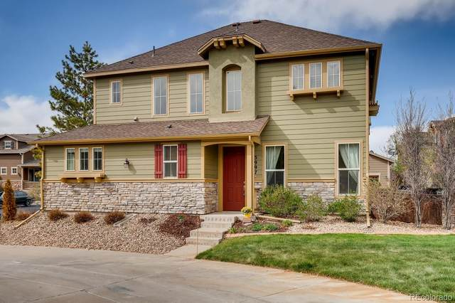 3997 Blue Pine Circle, Highlands Ranch, CO 80126 (#4481603) :: The DeGrood Team