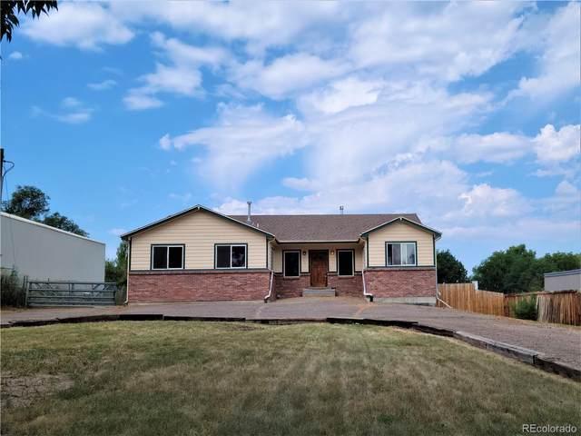 995 S Chase Street, Lakewood, CO 80226 (#4481764) :: Venterra Real Estate LLC