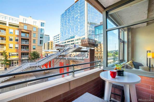 2100 16th Street #201, Denver, CO 80202 (#4482224) :: Mile High Luxury Real Estate