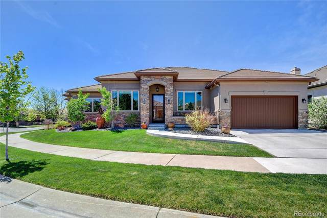 5081 S Allison Way, Littleton, CO 80123 (#4482600) :: West + Main Homes