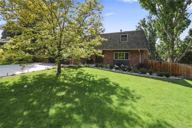6983 S Kendall Court, Littleton, CO 80128 (#4482849) :: Wisdom Real Estate