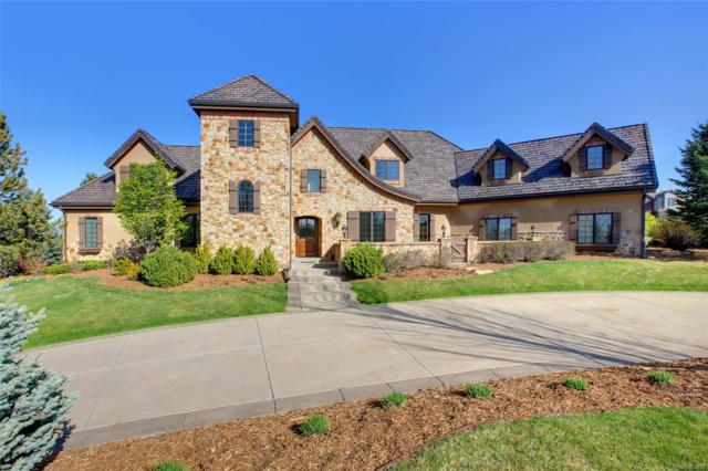 4071 E Linden Lane, Greenwood Village, CO 80121 (#4483002) :: The Pete Cook Home Group