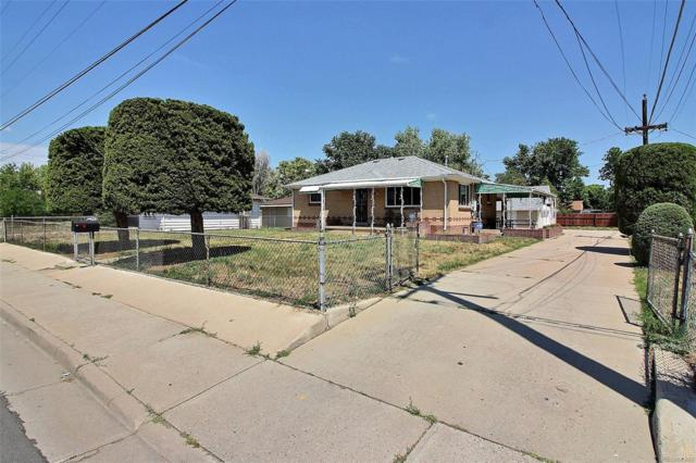 6741 E 64th Avenue, Commerce City, CO 80022 (#4483004) :: The Pete Cook Home Group