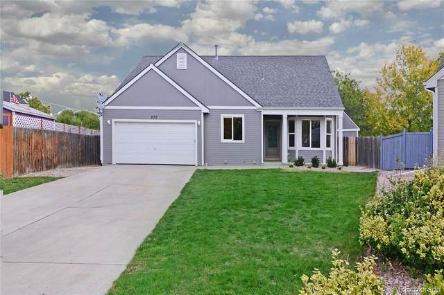 370 Aurora Way, Fort Collins, CO 80525 (#4483065) :: The DeGrood Team