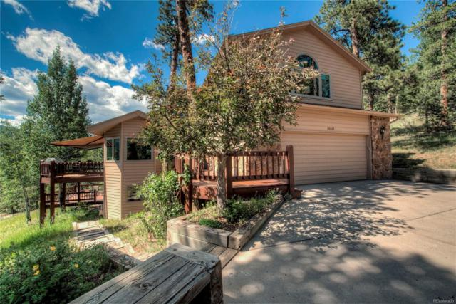 30203 Troutdale Scenic Drive, Evergreen, CO 80439 (#4483484) :: 5281 Exclusive Homes Realty