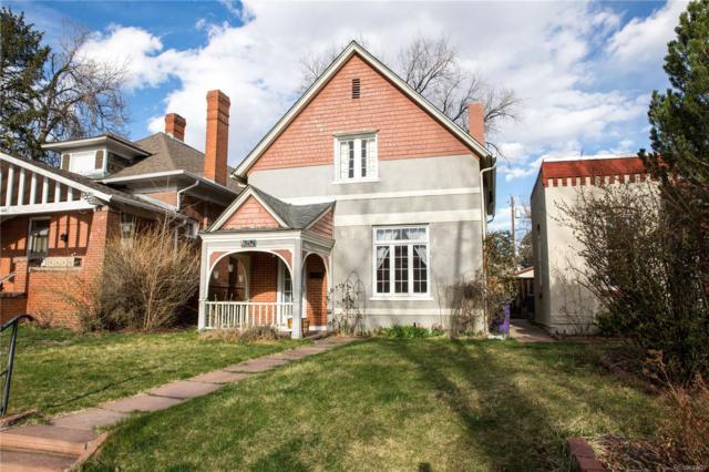 436 Cherokee Street, Denver, CO 80204 (#4483531) :: The Peak Properties Group