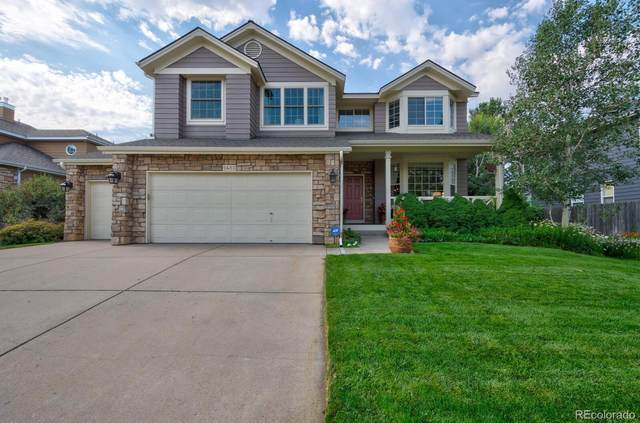 5483 S Dunkirk Way, Centennial, CO 80015 (#4484368) :: Realty ONE Group Five Star