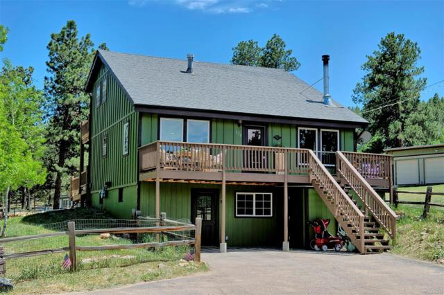330 Yum Yum Tree Lane, Bailey, CO 80421 (#4484524) :: Bring Home Denver