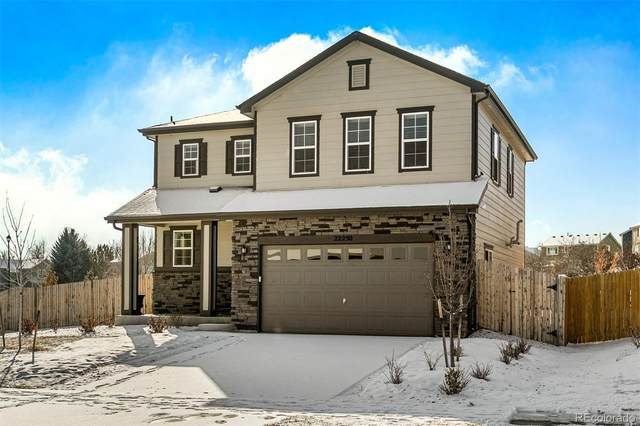 22250 E Mansfield Place, Aurora, CO 80018 (#4484636) :: The Colorado Foothills Team | Berkshire Hathaway Elevated Living Real Estate
