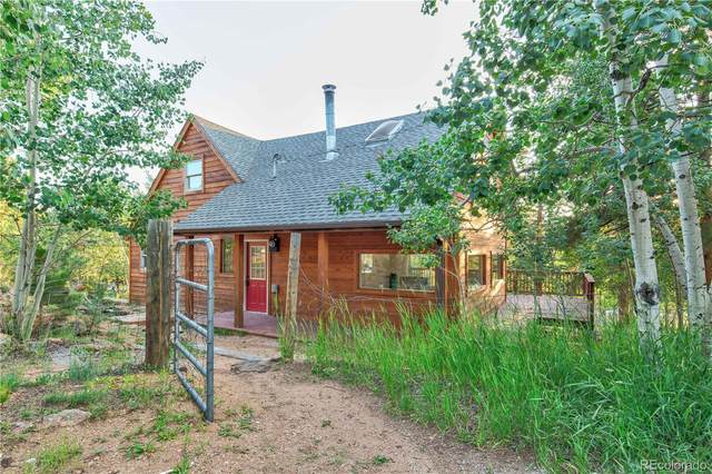 22 Schooley Road, Bailey, CO 80421 (#4484987) :: Own-Sweethome Team