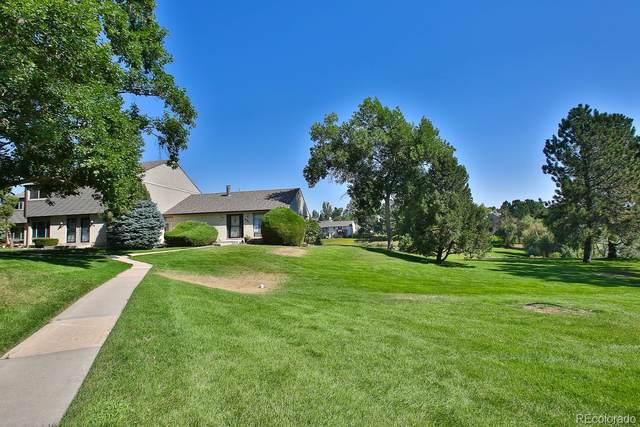 4349 W Ponds Circle, Littleton, CO 80123 (#4484996) :: The Scott Futa Home Team