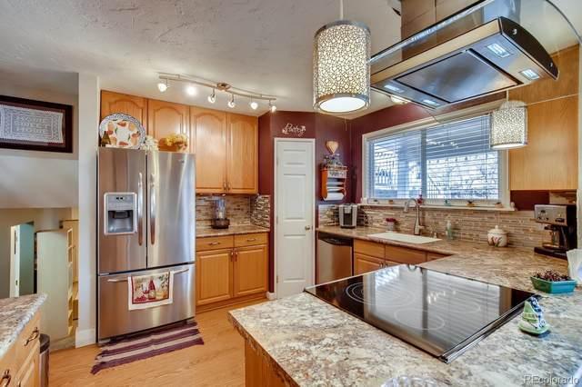 934 Mountain View Drive, Castle Rock, CO 80104 (#4485102) :: The Peak Properties Group