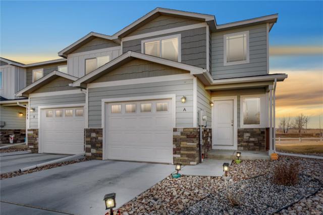 3125 Alybar Drive 6A, Wellington, CO 80549 (#4485601) :: Colorado Home Finder Realty