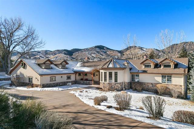 6043 Willowbrook Drive, Morrison, CO 80465 (#4485672) :: Wisdom Real Estate