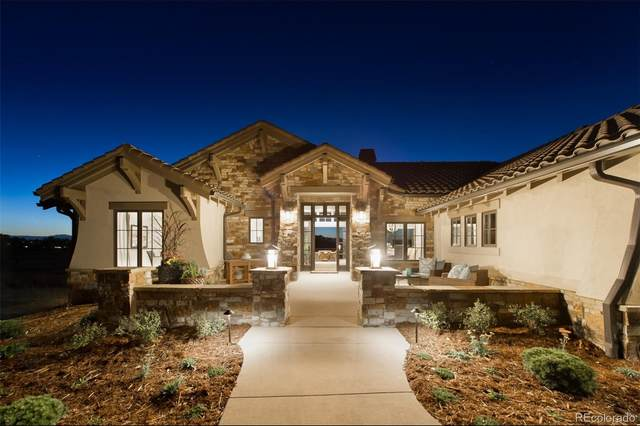 8801 Eagle Moon Way, Parker, CO 80134 (#4485750) :: The HomeSmiths Team - Keller Williams