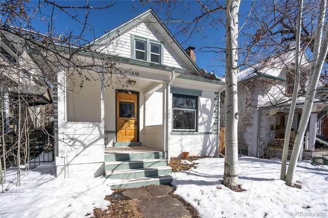 1240 N Downing Street, Denver, CO 80218 (#4485984) :: Bring Home Denver with Keller Williams Downtown Realty LLC