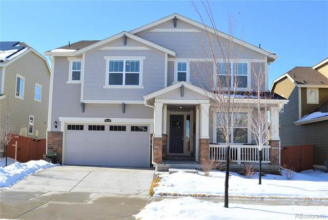 14826 Vienna Circle, Parker, CO 80134 (#4486037) :: The DeGrood Team