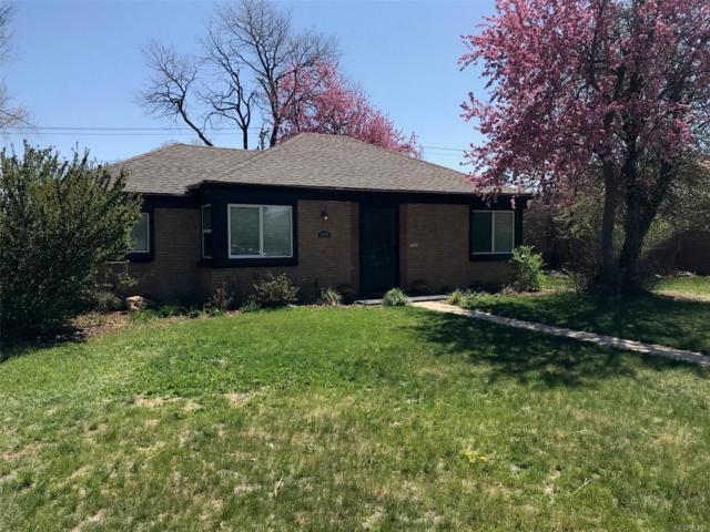 2620 Oneida Street, Denver, CO 80207 (#4486282) :: The Peak Properties Group