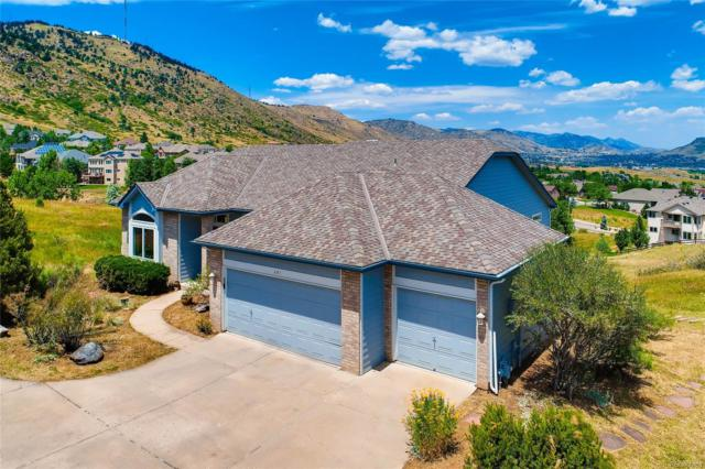 491 Crawford Street, Golden, CO 80401 (#4486334) :: House Hunters Colorado