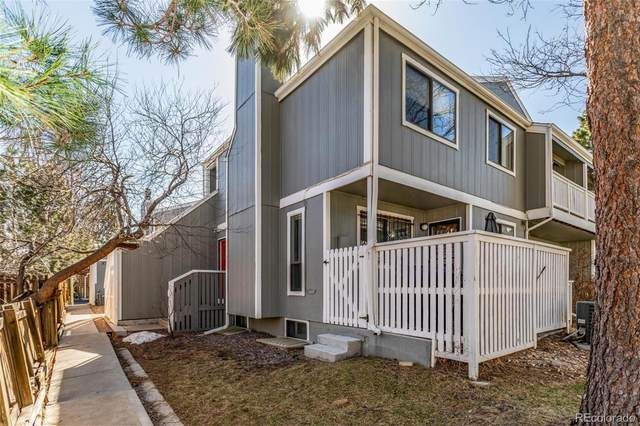 6660 E Mississippi Avenue #1, Denver, CO 80224 (#4486380) :: The Griffith Home Team