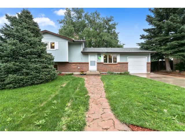 327 Helena Circle, Littleton, CO 80124 (MLS #4486384) :: 8z Real Estate