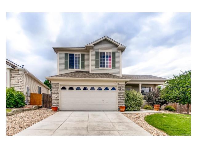 22139 Wintergreen Way, Parker, CO 80138 (MLS #4486545) :: 8z Real Estate