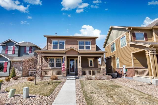 1380 S Coolidge Circle, Aurora, CO 80018 (#4486565) :: Finch & Gable Real Estate Co.