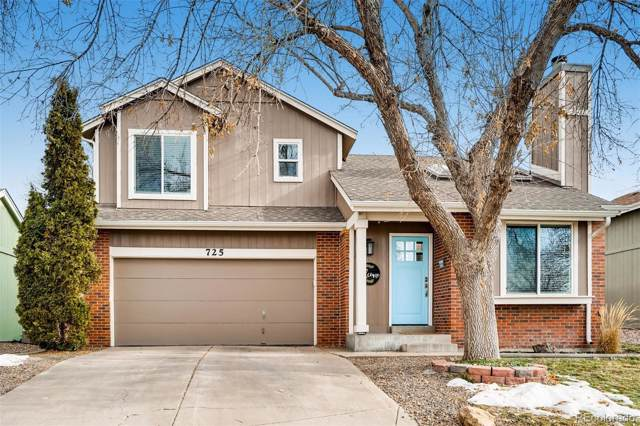 725 Myrtlewood Court, Highlands Ranch, CO 80126 (MLS #4486842) :: 8z Real Estate