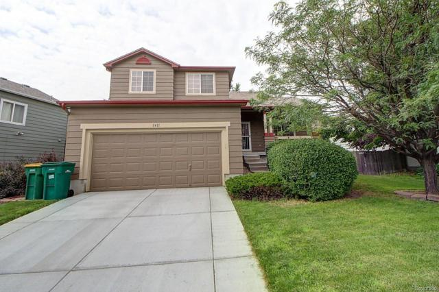8411 Golden Eye Drive, Parker, CO 80134 (#4487054) :: The Heyl Group at Keller Williams
