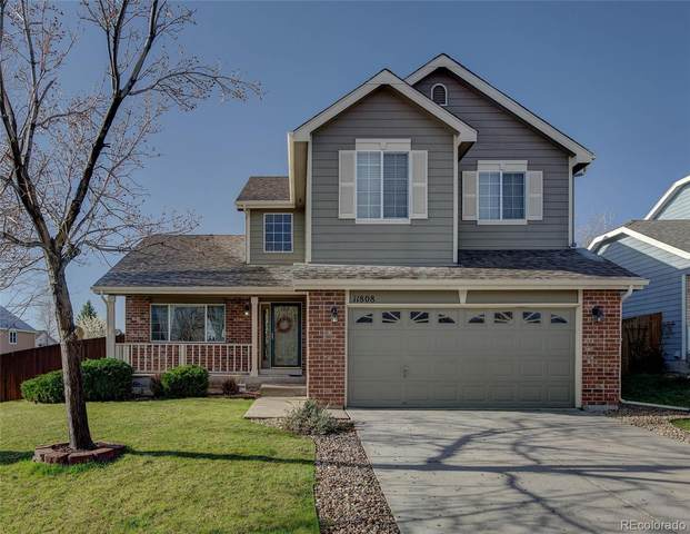 11808 W Progress Avenue, Littleton, CO 80127 (#4487067) :: Re/Max Structure